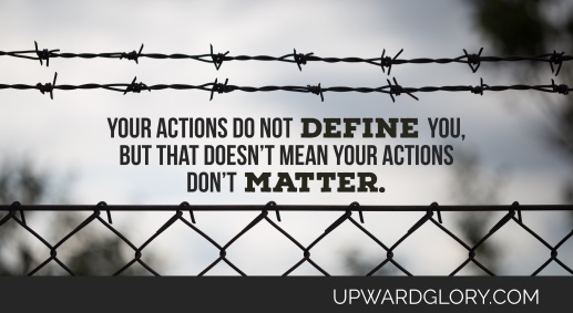 Barb Wire Fence - Quote Pic